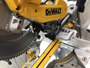 Expensive miter saw