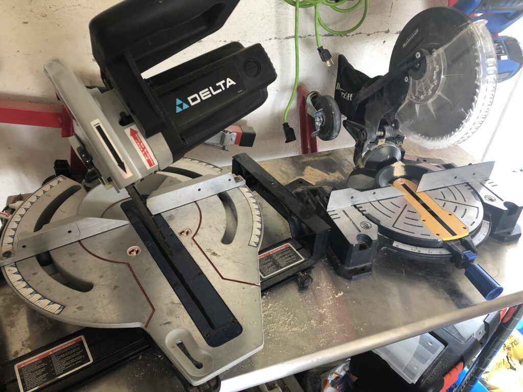 choosing what kind of miter saw